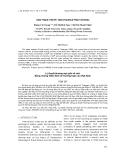 Lý thuyết thương mại quốc tế mới:  Bằng chứng kiểm định từ trường hợp của Việt Nam