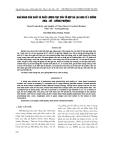 KHẢ NĂNG SẢN XUẤT VÀ CHẤT LƯỢNG THỊT CỦA TỔ HỢP GÀ LAI KINH TẾ 3 GIỐNG (MÍA - HỒ - LƯƠNG PHƯỢNG)
