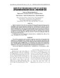 Nghiên cứu quy trình nhân nhanh in vitro cây lan huệ mạng
