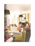 Xu hướng trang trí nội thất phòng khách 2013