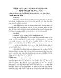 LUẬT DOANH NGHIỆP - BÀI 6: PHÁP LUẬT VỀ HỢP ĐỒNG TRONG KINH DOANH THƢƠNG MẠI