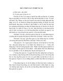LUẬT DOANH NGHIỆP - BÀI 5: PHÁP LUẬT VỀ HỢP TÁC XÃ