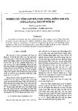 """Báo cáo """" Nghiên cứu tổng hợp màu pink coral (hồng san hô) ZrSiO4(αFe2O3)xác định cho đồ gốm sứ """""""