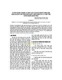 Tuyển chọn chủng vi sinh vật có khả năng phân giải xenluloza cao cho sản xuất chế phẩm xử lý phế thải chăn nuôi dạng rắn
