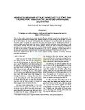 Nghiên cứu biện pháp kỹ thuật, nâng cao tỷ lệ sống, sinh trưởng, phát triển của cây lan Hồ Điệp (Phaleanopsis) sau in vitro