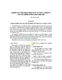 Nghiên cứu tiềm năng năng suất và chất lượng củ của các giống khoai lang nhập nội