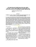 Xác định quan hệ tương quan giữa hàm lượng tinh bột và khối lượng riêng của củ khoai môn - sọ (Colocasia esculenta (L.) Schott) bằng phương trình hồi qui