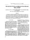 """Báo cáo """" Tổng hợp một số xeton α, β không no đi từ các dẫn xuất axetyl cumarin """""""