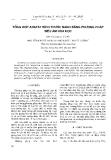 """Báo cáo """" Tổng hợp anatat kích thước nano bằng phương pháp siêu âm hoá học """""""