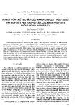 """Báo cáo """" Nghiên cứu chế tạo vật liệu nanocompozit trên cơ sở hỗn hợp một pha, hai pha của các nhựa polyeste không no và nanosilica """""""