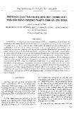 """Báo cáo """" Phân huỷ 2,4,6-trinitoluen (TNT) trong chất thải rắn bằng phương pháp vi sinh hai giai đoạn """""""