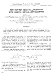 """Báo cáo """" Tổng hợp một số xeton anpha, beta- không no đi từ 3-axetyl-7-Metoxi 4-Metylcumarin """""""