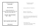 Luận văn: ĐÁNH GIÁ ĐỘ TIN CẬY LƯỚI ĐIỆN PHÂN PHỐI THÀNH PHỐ HUẾ THEO TIÊU CHUẨN IEEE 1366