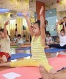 Yoga tốt cho trẻ em