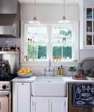 Phong cách cổ điển và hiện đại cho phòng bếp