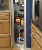 Tủ đồ thông minh cho bếp chật Phần 4