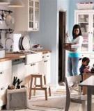 Những không gian nhà bếp đẹp cho năm