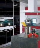 Những giải pháp hạ nhiệt cho bếp
