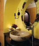 Vai trò của ánh sáng trong phòng tắm
