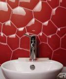 Gạch kính: Giải pháp cho phòng tắm mùa hè