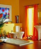 Thiết kế phòng tắm 3 tiêu chí: Xanh – Sạch – Đẹp