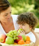 Thực phẩm giúp thai nhi thông minh, tinh mắt