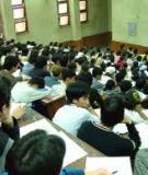 Kinh nghiệm học tập để thành công trên giảng đường đại học