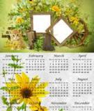 Viết văn về Tấm lịch của nhà em