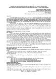 NGHIÊN CỨU ẢNH HƯỞNG CỦA MỘT SỐ BIỆN PHÁP KỸ THUẬT LÂM SINH ĐẾN SINH TRƯỞNG CỦA RỪNG TRỒNG KEO LAI CUNG CẤP GỖ XẺ Ở VÙNG ĐÔNG NAM BỘ