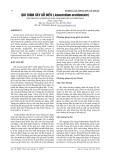 QUI TRÌNH SẤY GỖ ĐIỀU (Anacardium occidentate)