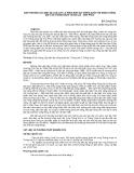 SINH TRƯỞNG CỦA MỘT SỐ LOÀI CÂY LÁ RỘNG BẢN ĐỊA TRỒNG DƯỚI TÁN RỪNG THÔNG MÃ VĨ VÀ THÔNG NHỰA TẠI ĐẠI LẢI - VĨNH PHÚC