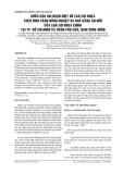 BƯỚC ĐẦU GHI NHẬN MỘT SỐ LOÀI BỌ NGỰA TRÊN SINH CẢNH NÔNG NGHIỆP VÀ KHẢ NĂNG ĂN MỒI CỦA LOÀI BỌ NGỰA CHÍNH TẠI TP. HỒ CHÍ MINH VÀ VÙNG PHỤ CẬN, NĂM 2005-2006