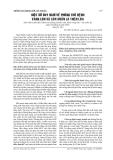 MỘT SỐ SUY NGHĨ VỀ PHÒNG TRỪ BỆNH VÀNG LÙN VÀ LÙN XOẮN LÁ TRÊN LÚA