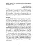 HẠN CHẾ TÁC HẠI CỦA SÂU ĐỤC NÕN HYPSIPYLA ROBUSTA (MOORE) BẰNG BIỆN PHÁP CHE BÓNG