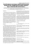 ĐẶC ĐIỂM SINH HỌC VÀ KHẢ NĂNG GÂY BỆNH CỦA NẤM Metarhizium anisopliae (METSCH.) SOROKIN ĐỐI VỚI SÂU KHOANG (Spodoptera litura F.) HẠI RAU CẢI XANH (Brassica juncea L.)