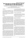 Báo cáo : hiện trạng canh tác và sử dụng thuốc bảo vệ thực vật trên bưởi ở vùng tân triều vĩnh cửu đồng nai