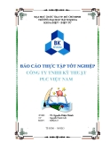 Báo cáo thực tập tốt nghiệp lập trình plc s7300 và hệ thống scada