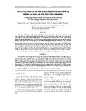 """Báo cáo """"Đánh giá khả năng kết hợp tính trạng năng suất của một số tổ hợp ngô rau lai diallel vụ xuân 2007 tại Gia Lâm, Hà Nội """""""