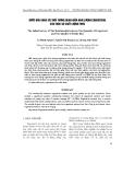 """Báo cáo """"Bước đầu khảo sát mối tương quan giữa hàm lượng ergosterol của thóc và chất lượng thóc """""""