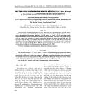 """Báo cáo """"Hoạt tính kháng khuẩn và kháng nấm của một số n-(2,3,4,6-tetra-O-axetyl- β -D-galactopyranozyl) thiosemicacbazon benzandehit thế """""""