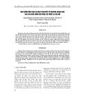 """Báo cáo """"Đặc điểm hình thái và hoạt tính một số enzyme ngoại bào của các mẫu nấm sợi phân lập được tại Hà Nội """""""