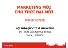 Marketing quốc tế mới cho mọi thời đại
