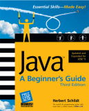 Java :   A Beginner's Guide
