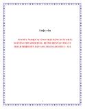 Luận văn: TỔ CHỨC NGHIỆP VỤ GIAO NHẬN HÀNG XUẤT KHẨU NGUYÊN CONTAINER BẰNG ĐƯỜNG BIỂNTẠI CÔNG TY TRÁCH NHIỆM HỮU HẠN ASIA TRANS LOGISTICS – ATL
