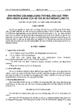 """Báo cáo """"ảnh hưởng của hàm lượng Trithithiol đến quá trình khâu mạch quang của hệ cao su Butadien/Clobuthil """""""