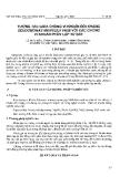 """Báo cáo """"Tương tác giữa chủng vi khuẩn đối kháng Seudomonas Monteil-II VK58 với các chủng vi khuẩn phân lập từ đất """""""