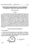 """Báo cáo """"Thiết kế vectơ mang gen độc tố của Salmonella typhimurium LT2 biểu hiện trong tế bào E. Coli """""""