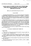"""Báo cáo """" Tuyển chọn và nghiên cứu điều kiện lên men sinh tổng hợp B-Galactosidase từ chủng nấm mốc Aspergillus Oryzae"""""""