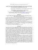 Nghiên cứu Xác định nhu cầu chất khô, năng lượng trao đổi và protein tiêu hóa của dê Boer, ALPINE, Saneen thuần giai đoạn chửa kỳ cuối