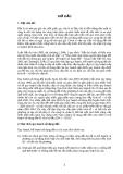 Báo cáo quy hoạch - kế hoạch sử dụng đất kỳ đầu và kỳ cuối huyện Xuân Lộc